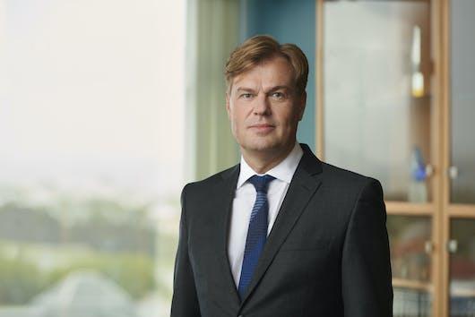 Jónas Þór Guðmundsson stjórnarformaður