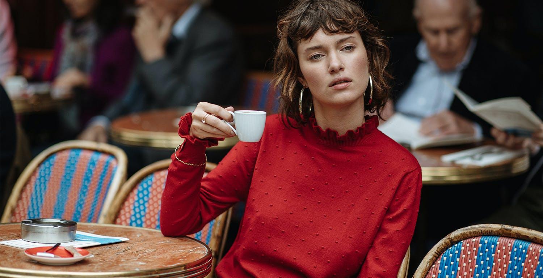 - Café parisien