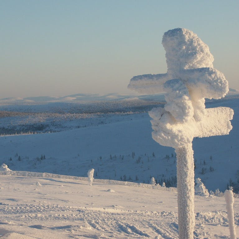 Discover spring winter in Lapland