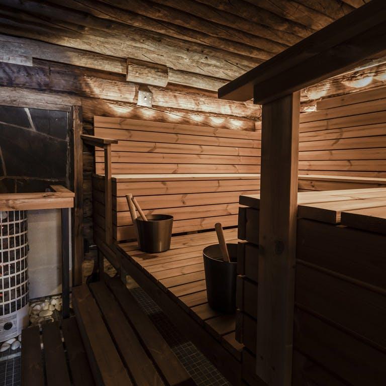 Photos de nos restaurants et chalets à Laponie
