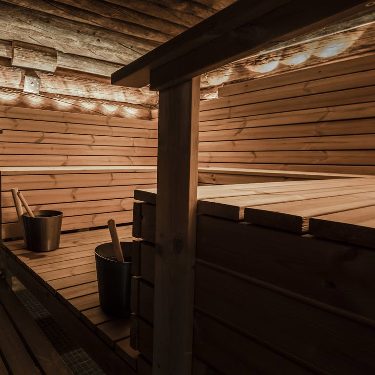 Sauna experiences in Lapland