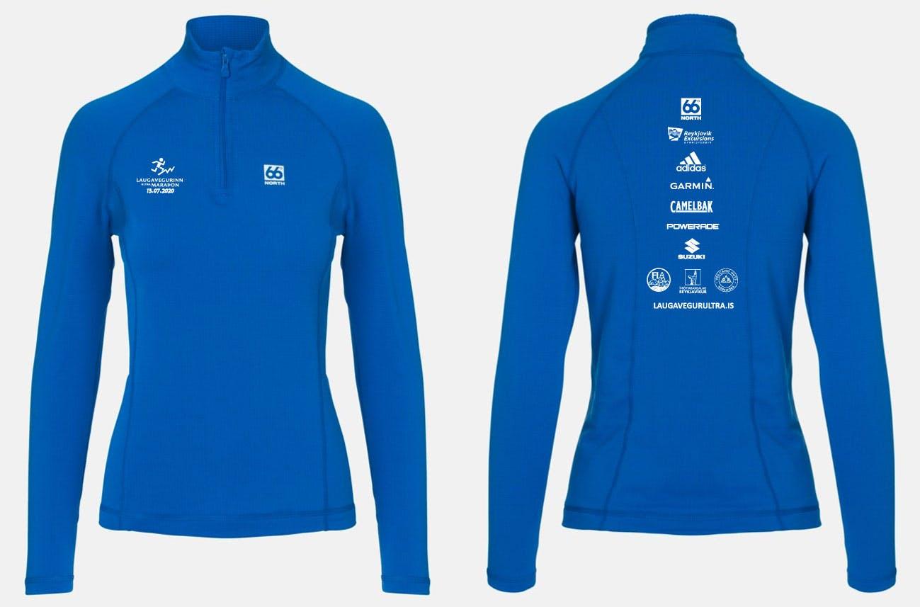 Laugavegur Ultra 2020 women´s race shirt