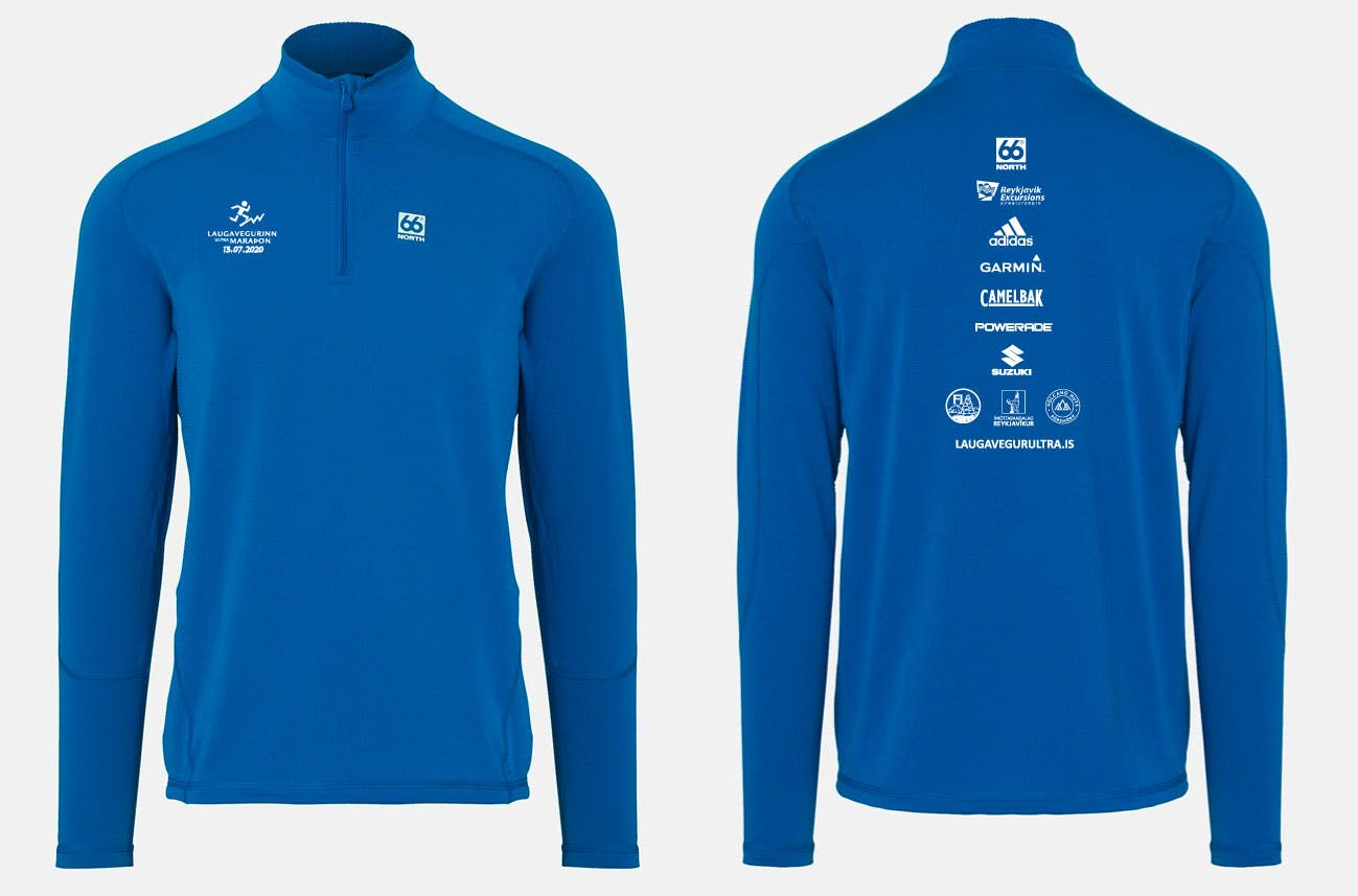 Laugavegur Ultra 2020 men´s race shirt