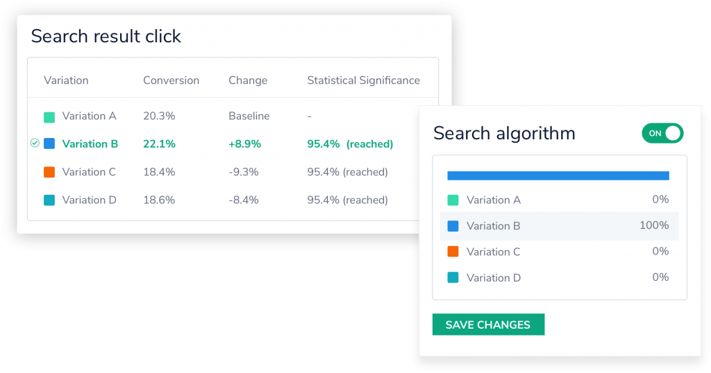 experimentation-metrics-LaunchDarkly