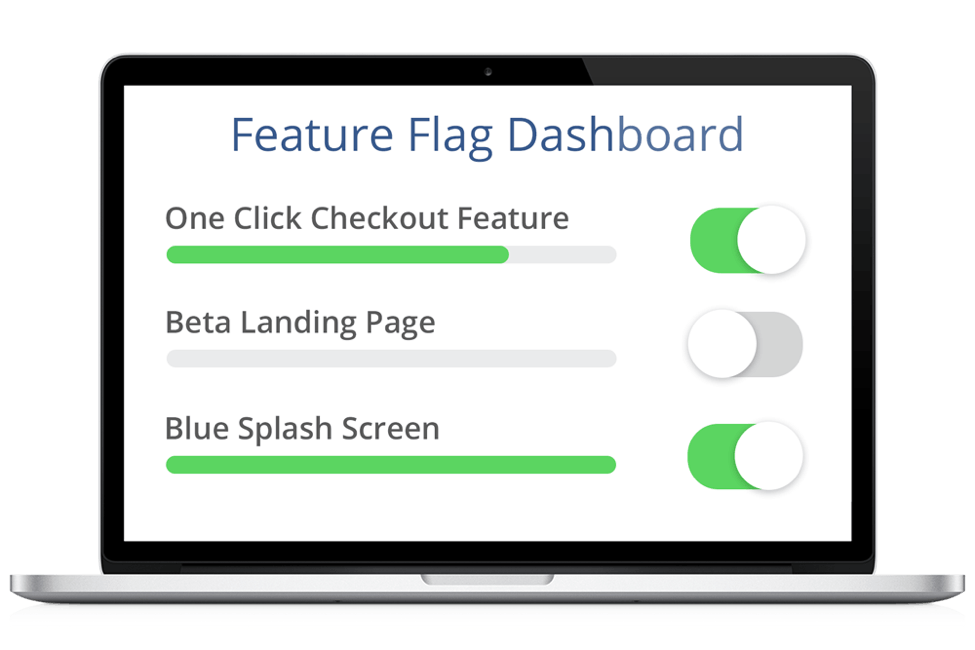 LaunchDarkly Feature Flag / Toggle Management Dashboard