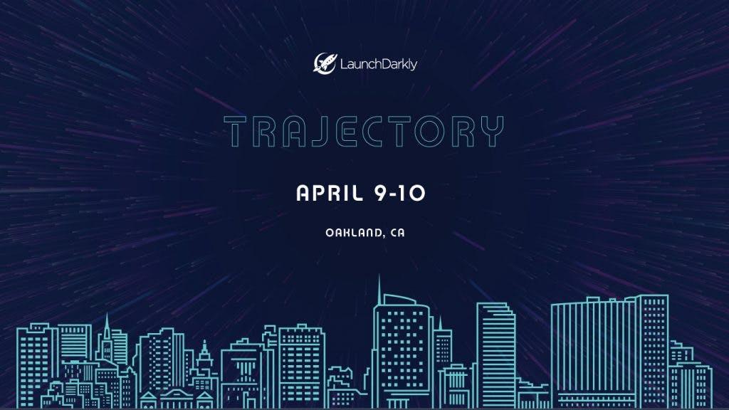 Trajectory logo design 1