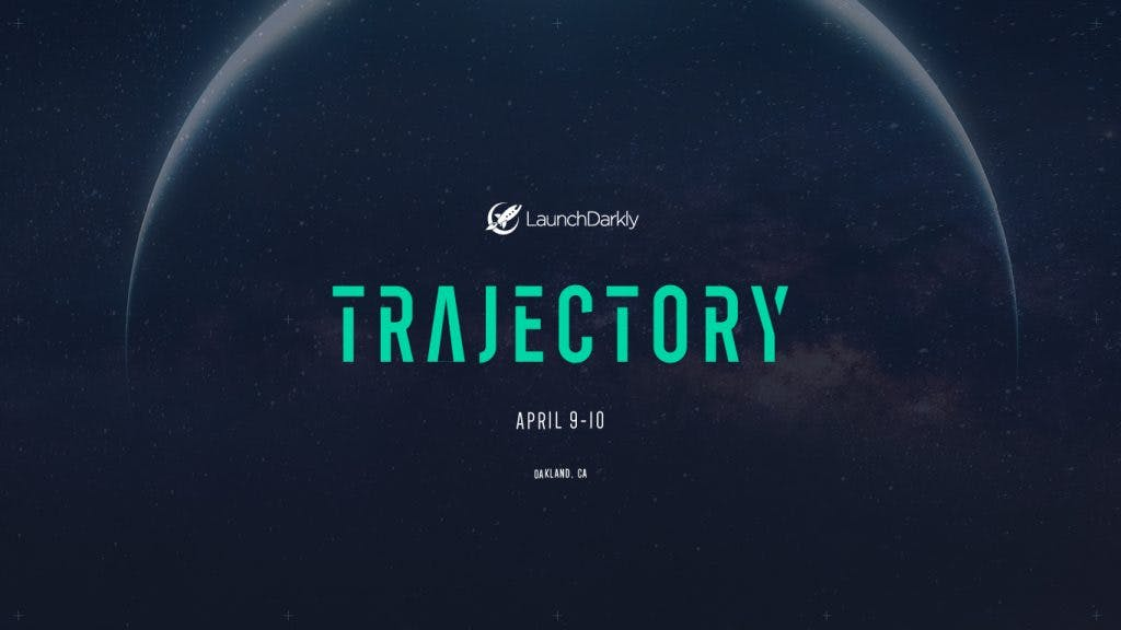 Trajectory logo design 2