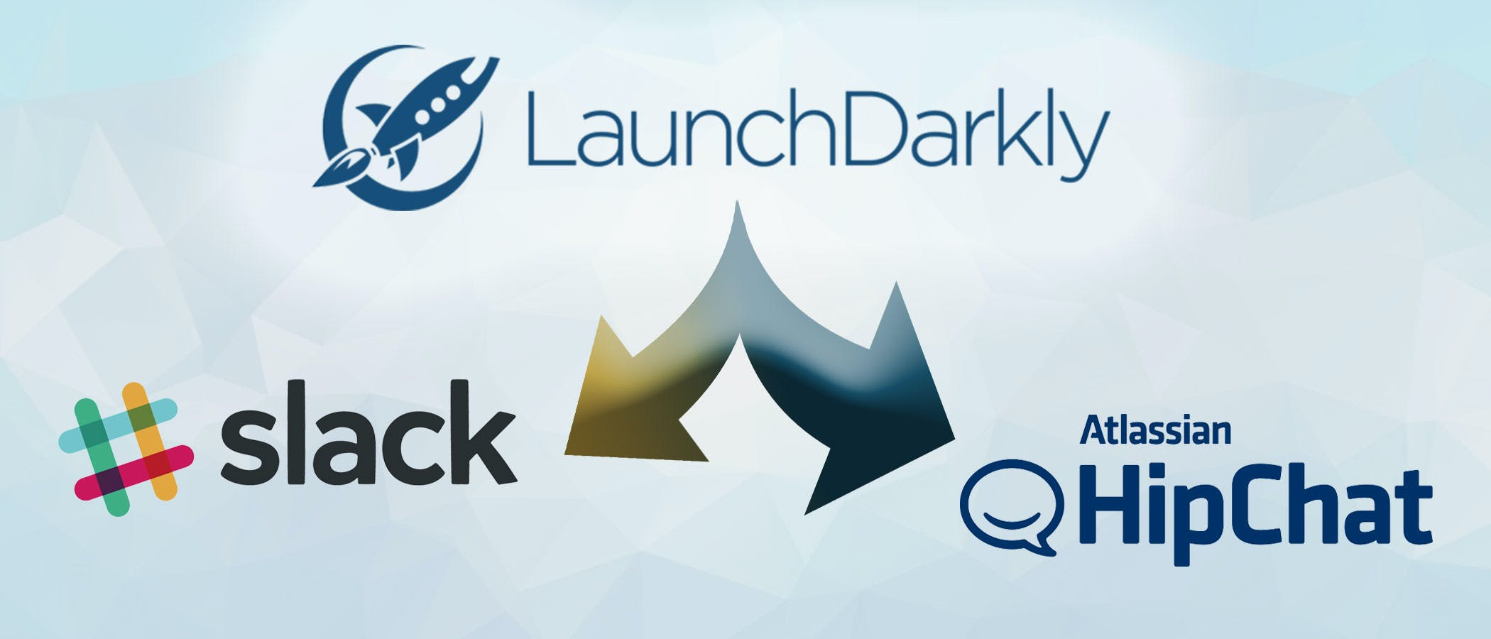 LaunchDarkly Atlassian HipChat and Slack Feature Flag Notifications / Integrations