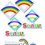 Sensu Pride sticker
