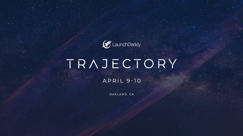 Trajectory logo design 3