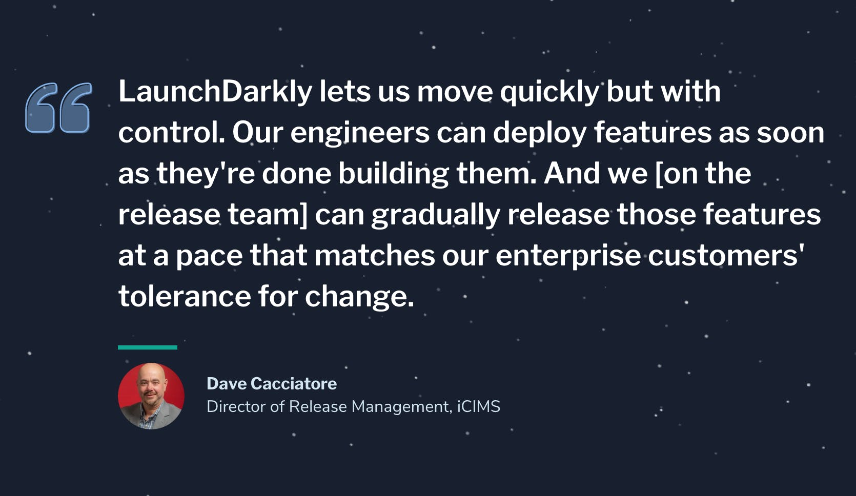 iCIMS-release-manager-quote-LaunchDarkly