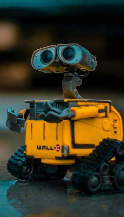 Wall_E Toy