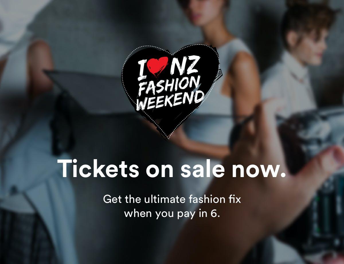 NZ Fashion Weekend