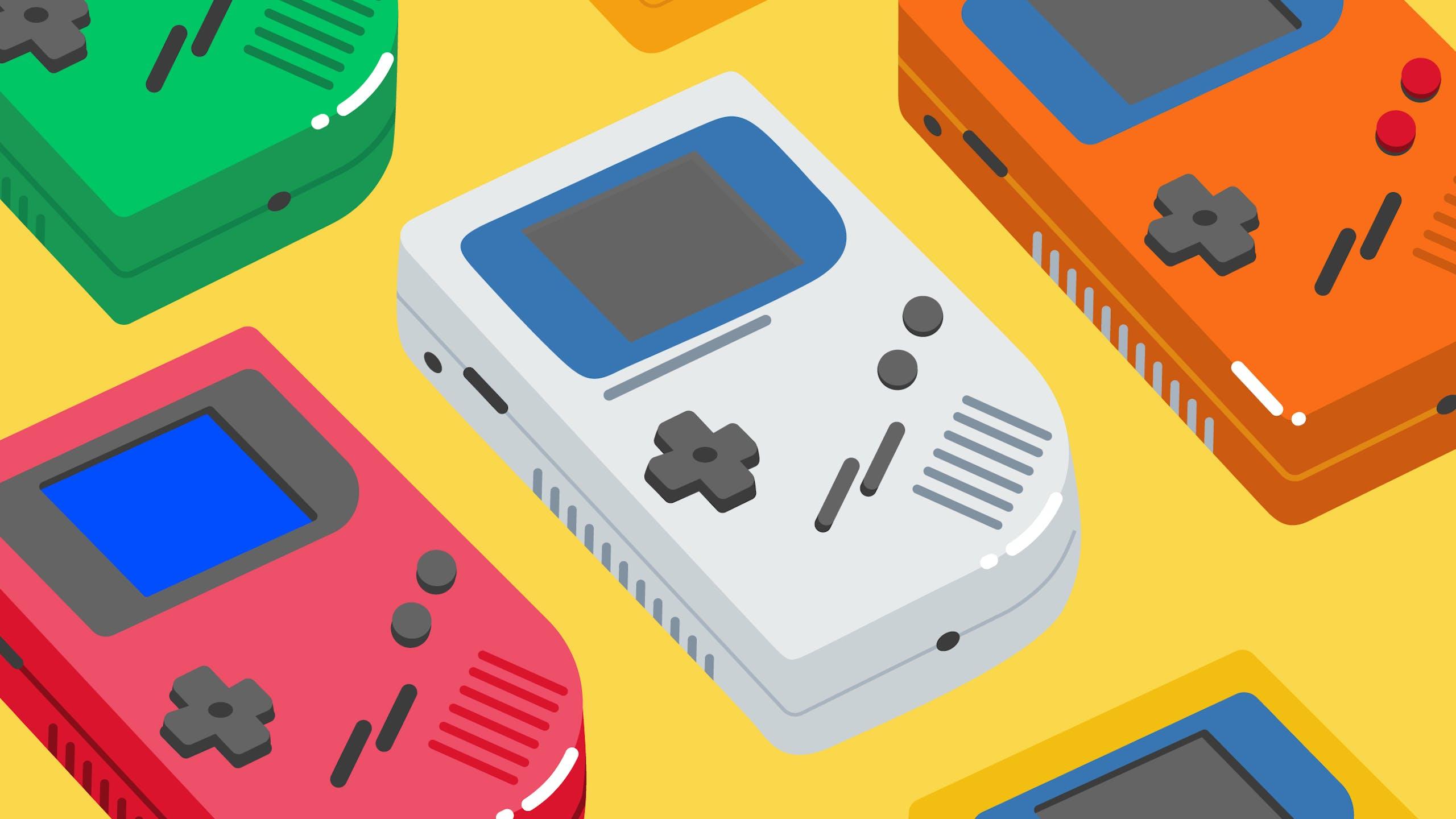illustration Game Boy Séverine Assous