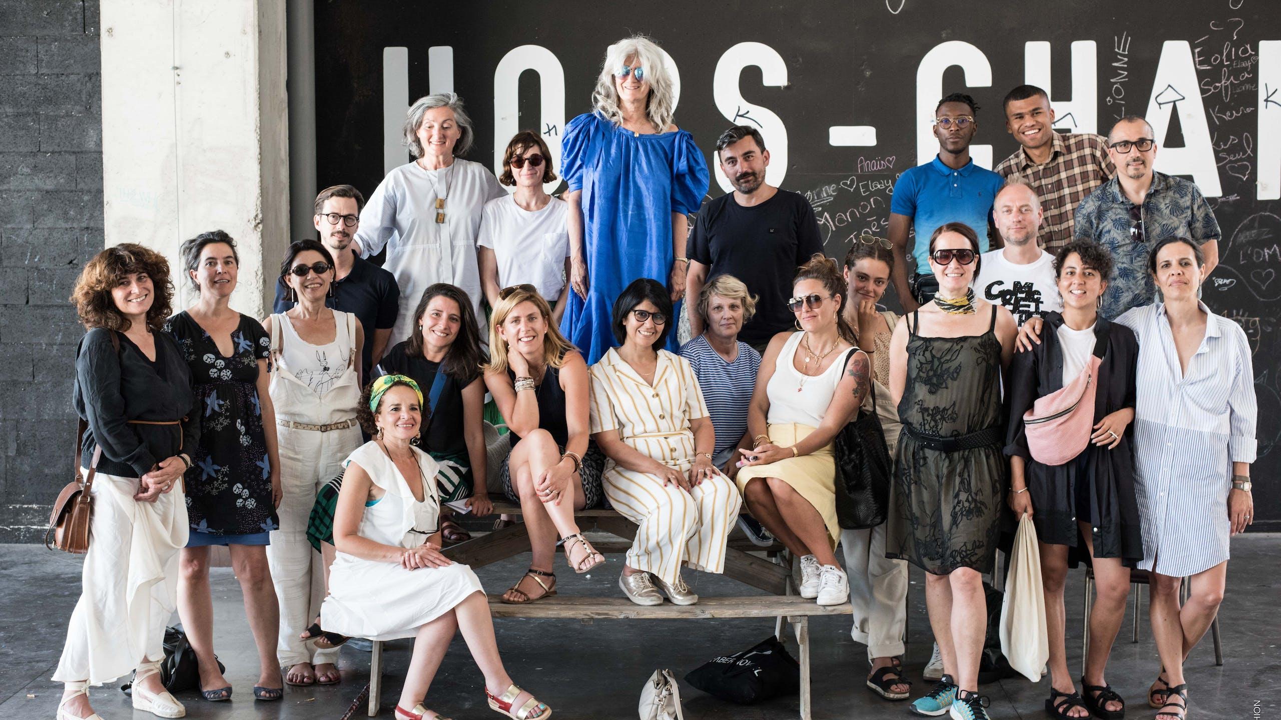 les mentors de Anti_Fashion Project