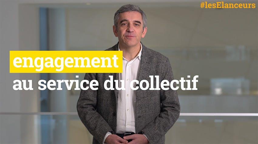 Jury des Élanceurs 2019 - Géraud Felgines, Directeur marketing nouveaux services B to B – Groupe La Poste