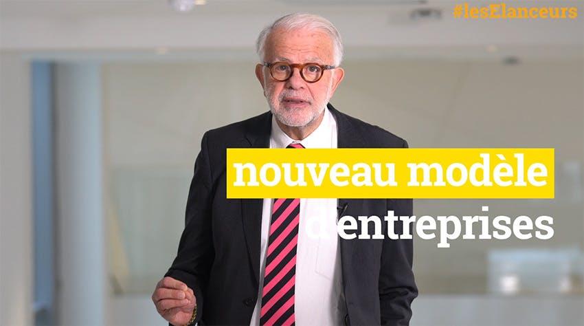 Jury des Élanceurs 2019 - Philippe Lemoine, Président de la Fondation Internet Nouvelle Génération