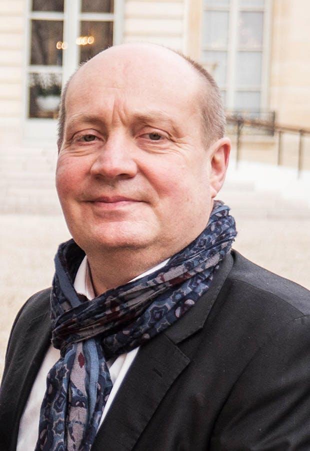 Photo de Pierre Creuzet, Directeur général et fondateur de Centre-ville en Mouvement