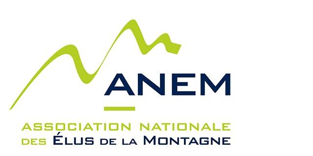 logo de l'Association Nationale des Élus de la Montagne