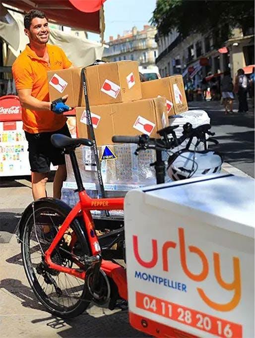 Une logistique innovante pour décongestionner les centres-villes avec la mutualisation des livraisons