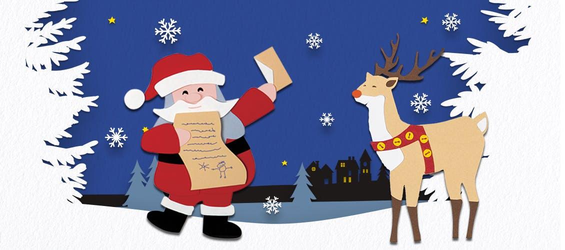 Le Secrétariat Du Père Noël Est Ouvert Le Groupe La Poste