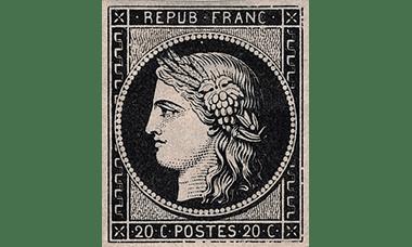 Philatélie : La petite histoire du timbre-poste   Le Groupe La Poste