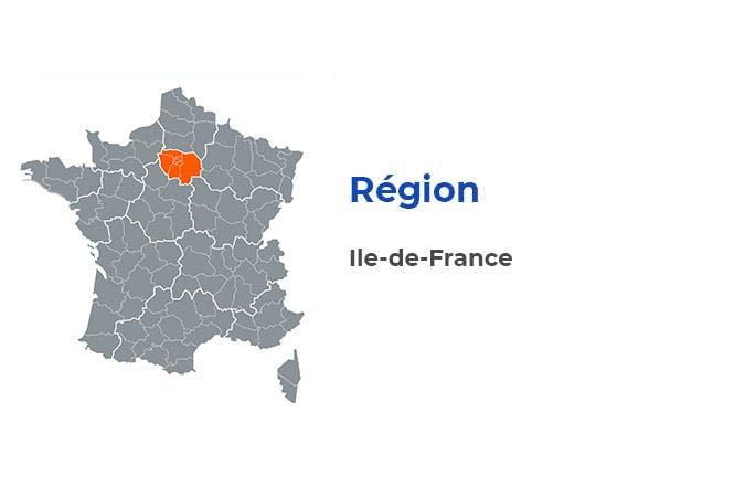 Région - Ile-de-France