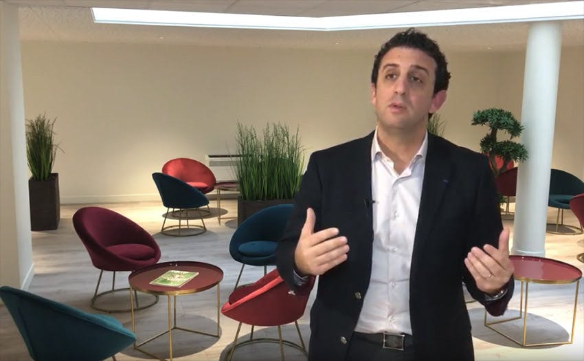 CES 2019 : La Poste et l'Institut Rafaël