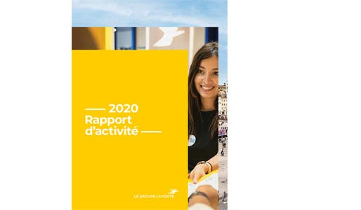 Publication du rapport d'activité 2020
