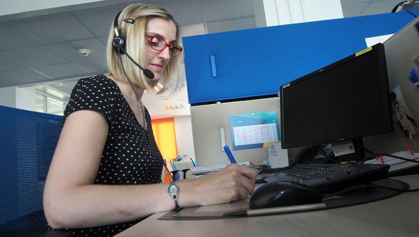 Par le biais du télétravail, les conseillers de La Banque Postale ont rapidement répondus aux besoins des entreprises