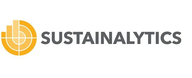 Logo Sustainalytics