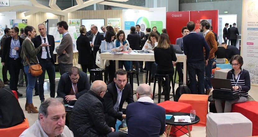 Près de 3 500 visiteurs ont participé aux « Assises Européennes de la Transition Energétique » à Bordeaux les 28, 29 et 30 janvier 2020.