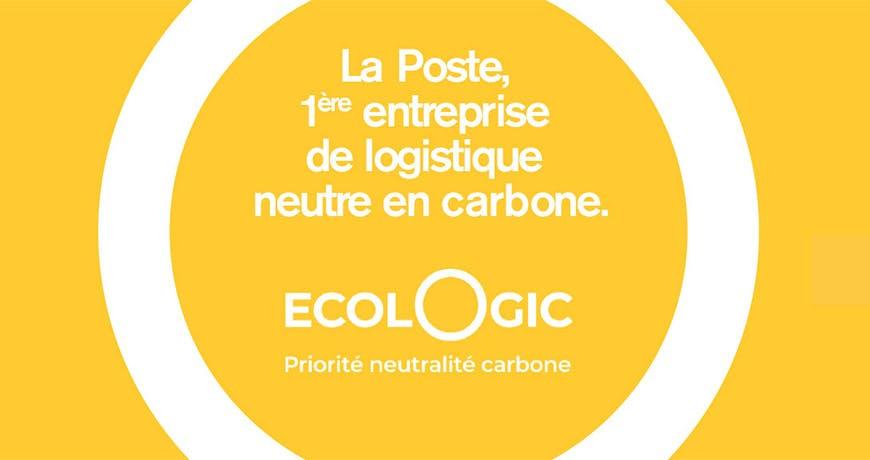Ecologic : La Poste met en lumière son engagement en faveur de l'environnement
