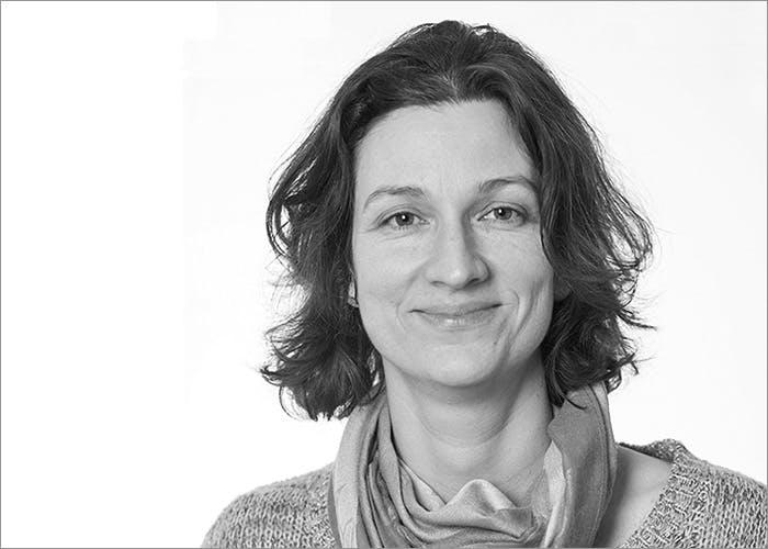 Delphine Mallet, directrice des services de la silver économie