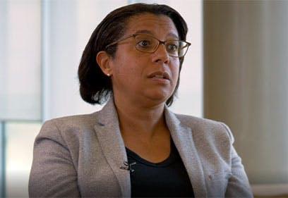 Fati Toko, Directrice Business transformation, Data et intelligence artificielle du Groupe La Poste