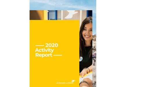 Publication of the 2020 activity report