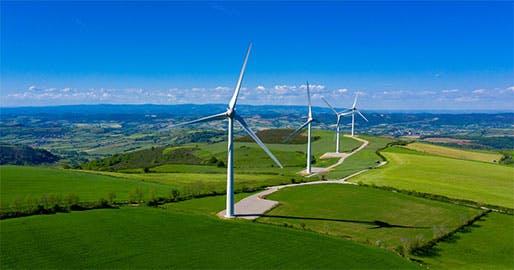La Banque Postale finance exclusivement des projets d'énergies renouvelables