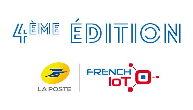 4th edition visual for the French IoT contest