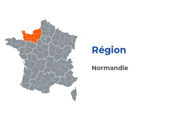 Région - Normandie