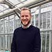 Julien Goossens, directeur du parc floral