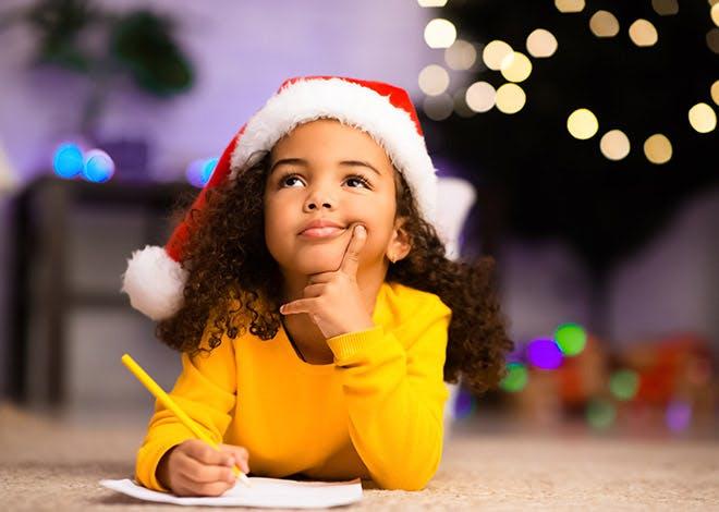 Pourquoi écrire au Père Noël ?