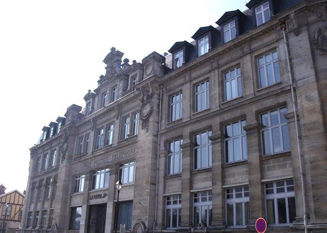 Le site dela direction départementale deChâlons-en-Champagne