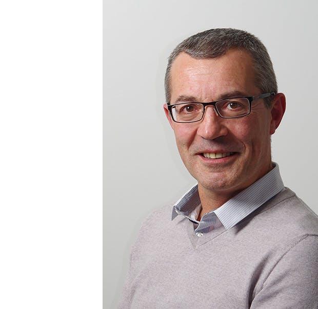 Photo de Louis Ramin, Directeur des systèmes d'information du Réseau La Poste