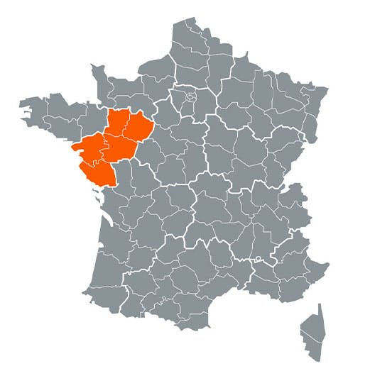 Région - Pays de la Loire