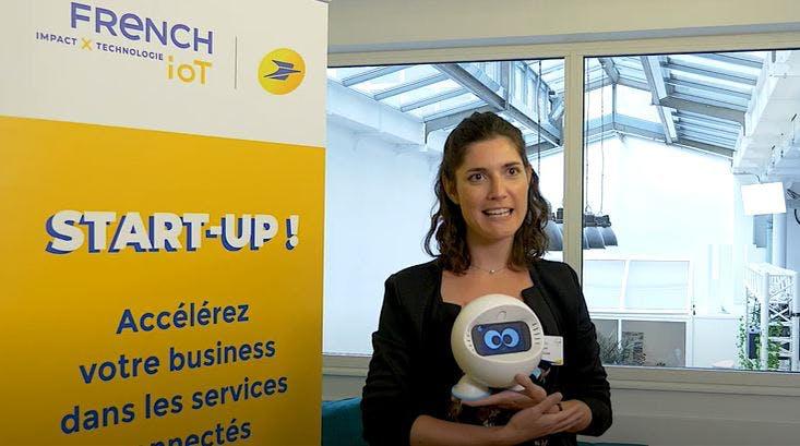 Élodie Loisel, co-fondatrice de Ludocare, nous explique les enjeux de sa start-up