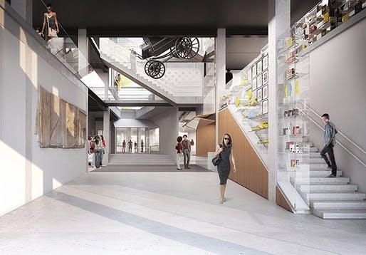 Créé en 1946, le Musée de La Poste est installé depuis 1973 au 34 boulevard Vaugirard.