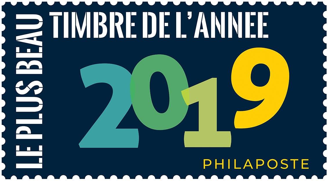 Quel timbre avez-vous préféré en 2019 ?