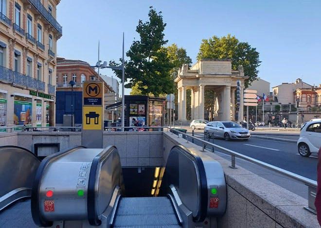 Les travaux réalisés sur la ligne A du métro toulousain dans le but de doubler la capacité de transport des voyageurs