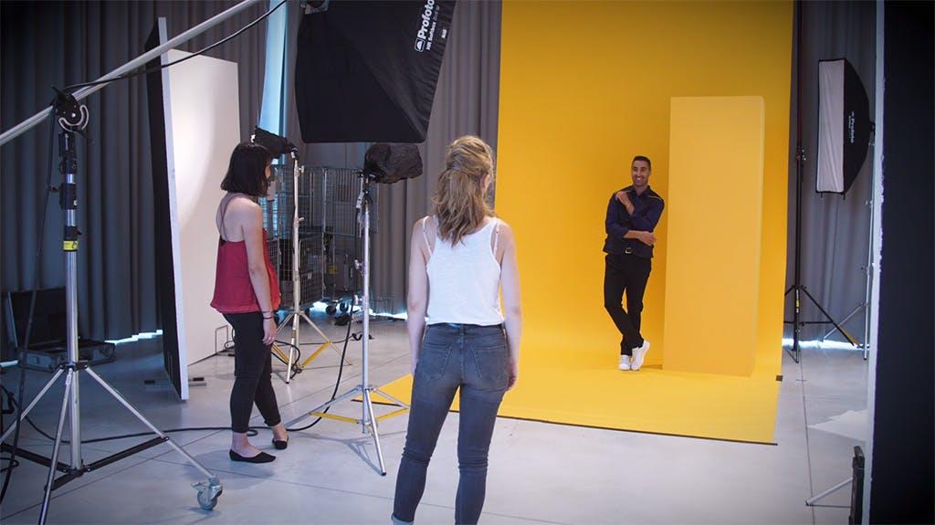 Making of de la campagne de La Poste – 2018