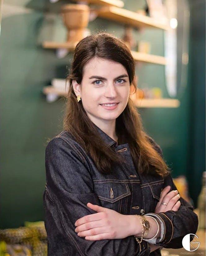 Stéphanie Orrico Grima, fondatrice de la start-up RES&CO